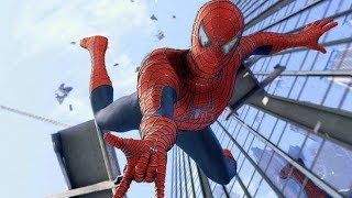 Spider Man Saves Gwen Stacy (Scene)   Spider Man 3 (2007) Movie CLIP HD