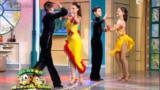 Show latino la Neatza cu Razvan si Dani - copii Soft Step