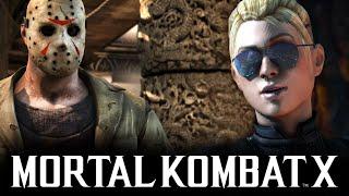 getlinkyoutube.com-Mortal Kombat X -  Бой с Девушкой! Брейн vs Даша