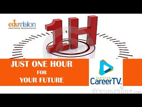 Just one hour for your Future