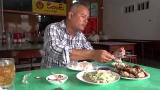 getlinkyoutube.com-กินเป็ดปักกิ่งมะละแหม่ง Peking duck Mawlamyine