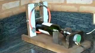 getlinkyoutube.com-Cortando garrafas de vidro