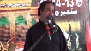 getlinkyoutube.com-Majlis e Aza Zakir Zawar Qamar 14 sep 2013 mana ahmdani D,G khan