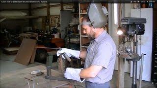 getlinkyoutube.com-Learn how to weld watch thru the welders lens. Tutorial.