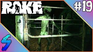 RAKE Gameplay | TRAPPING THE RAKE!! | PART 19 (HD 60FPS)