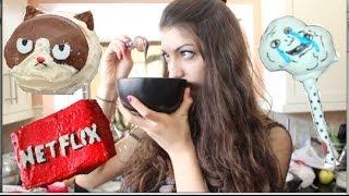 getlinkyoutube.com-DIY Forever Alone Valentines Day Treats!