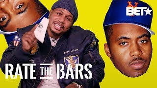 Is Smokepurpp Better Than Nas? AZ Is Confused By Some Lyrics | Rate The Bars w/ AZ width=