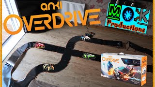 getlinkyoutube.com-Anki Overdrive: Gameplay: Starter Kit Track & Basic Tutorial/Skills
