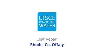 Video Thumbnail: #FixingLeaks   Rhode, Co. Offaly