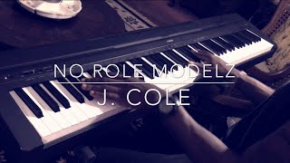 getlinkyoutube.com-No Role Modelz - J. Cole Piano Cover