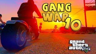 GTA 5 THUG LIFE #10 - GANG WAR BLOOD VS CRIPS | S2