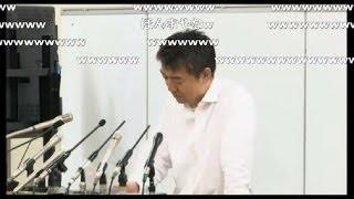 getlinkyoutube.com-橋下徹が野々村竜太郎先輩について語る!記者大爆笑