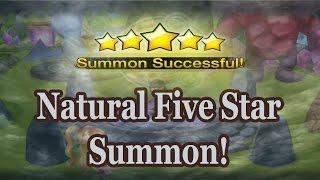 getlinkyoutube.com-Summoners War: 5 Star Summon
