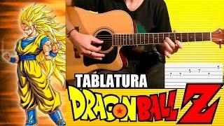 getlinkyoutube.com-Como Tocar Dragon Ball Z - Ángeles Fuimos - Tablatura Para Guitarra Acústica - Punteo TCDG