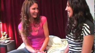 getlinkyoutube.com-Leah Locks Lips with a Lesbian