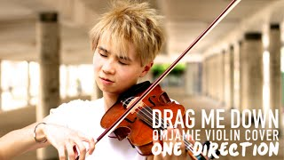 getlinkyoutube.com-One Direction - Drag Me Down Violin Cover