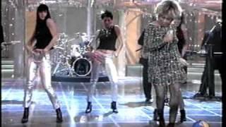 """getlinkyoutube.com-Tina turner """"When The Heartache Is Over"""" en antena 3"""