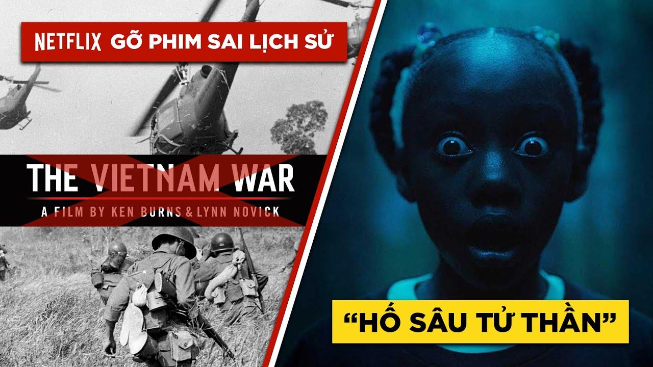 Phê Phim News: Netflix VIỆT NAM Được Yêu Cầu GỠ PHIM | Phim KINH DỊ Tiếp Theo Của JORDAN PEELE