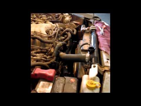 Auto Repair - D and H Automotive - Nissan Truck Water Pump Timing Belt Repair