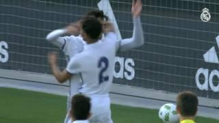 getlinkyoutube.com-Real Madrid Castilla 3-0 Socuéllamos