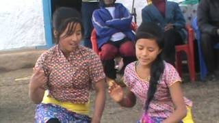 getlinkyoutube.com-New Nepali Christian dance. Merin Kulung, Punam Mewahang