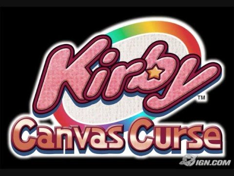 Kirby Canvas Curse Music - Track 04 - Tiny Town