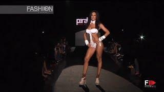 """getlinkyoutube.com-""""Parah"""" Blue Fashion Beach Spring Summer 2013 feat. Nicole Minetti  Milan HD by FashionChannel"""