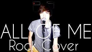 John Legend - All Of Me (Pop Rock Cover)