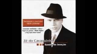 Zé do Cavaquinho-Samba de Benção-Cd Completo-Samba Gospel