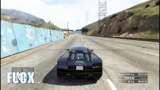 getlinkyoutube.com-GTA5 オンライン お金稼ぎ 1分で100億円のレース(非グリッチ、非バグ、非チート) GTAV ランク上げ