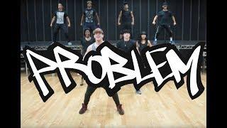"""getlinkyoutube.com-Ariana Grande """"Problem"""" DANCE TUTORIAL"""