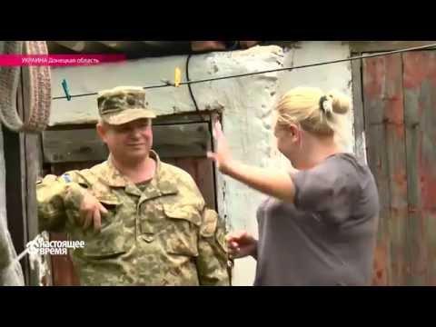 Жизнь в подземелье: от обстрелов боевиков жители Авдеевки спасаются в подвалах.