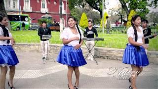NELLY LAURA Y LA AGRUPACIÓN BELLA MAR- si me ves borracha (video oficial) primicia 2014