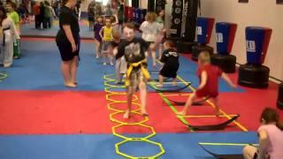 getlinkyoutube.com-Children's Fitness Class