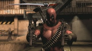 Injustice: Gods Among Us - Deathstroke - Collection of Costumes / Skins *MOD* (HD)