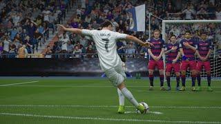 getlinkyoutube.com-FIFA 16 Rabona Free Kick Tutorial