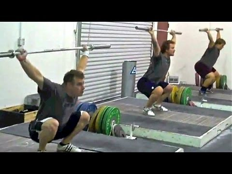 Snatch, Part 1, How To, Olympic Weightlifting @calstrength