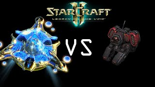 Legacy of The Void: Cyclone Vs MotherShip (Pre-Alpha)