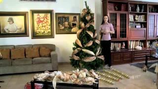 getlinkyoutube.com-Decoración de árboles de navidad 2011 De Prati