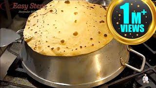 getlinkyoutube.com-How to make Rumali Roti | Roomali Roti Recipe | How to make Flour Tortillas