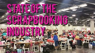 getlinkyoutube.com-State of the Scrapbook Industry 2015 - Scrapbook Expo 2015