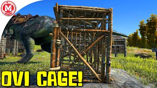getlinkyoutube.com-ARK: Survival Evolved - Ovi Cage (Gameplay)