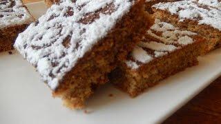 getlinkyoutube.com-cake كيكة معلكة بهنريس مع طبخ ليلى