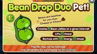 getlinkyoutube.com-[Review]CookieRun : Pet ถั่วกลมดุ๊กดิ๊ก Bean Drop Duo [Limited Edition] | xBiGx