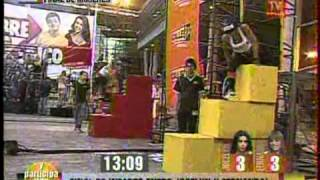 getlinkyoutube.com-Calle 7 : Final jocelyn medina vs Fernanda Gallardo (decima temporada)