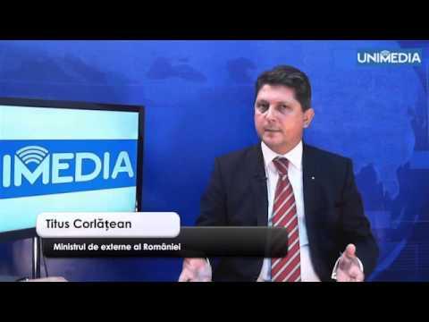 Interviul ministrului afacerilor externe pentru UNIMEDIA. INFO