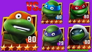 getlinkyoutube.com-Teenage Mutant Ninja Turtles: Ninjas Vs Ninjas   TRANS-DIMENSIONAL TURMOIL
