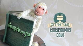 getlinkyoutube.com-Goosebumps cake