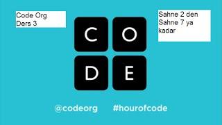 getlinkyoutube.com-Code org ders 3 sahne 2 den sahne 7 ya kadar çözümleri #4