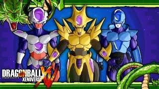 getlinkyoutube.com-[PC] DRAGON BALL Xenoverse: Frieza Race | Character Creation & All Costumes